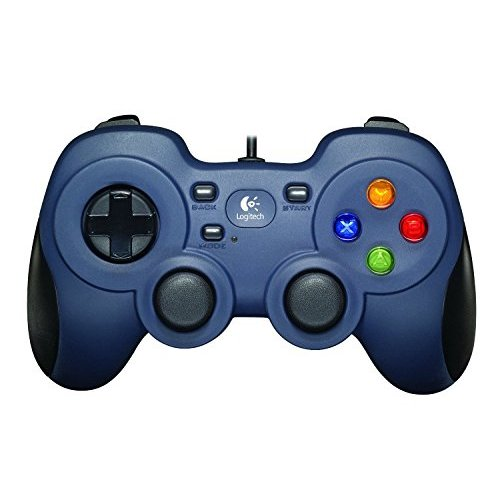 Refurbished Logitech F310 USB Wired PC Gamepad Controller
