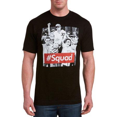 a6fe8eda478a True Nation - Men's Big & Tall Sandlot Squad Graphic Tee - Walmart.com