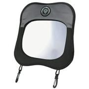 Prince Lionheart Child View Mirror - Black/Grey