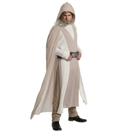 Men's Deluxe Luke Skywalker Costume - Star Wars VIII - Skywalker Costume