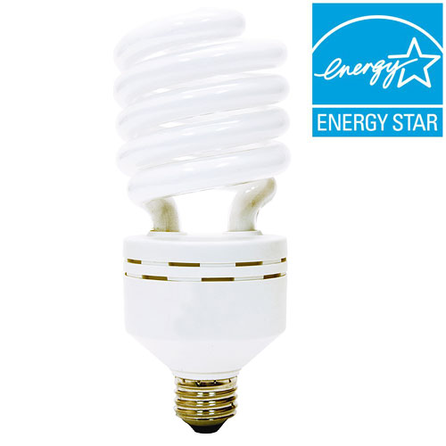GE Energy Smart CFL Light Bulb: 42 Watt (150W Equiv)
