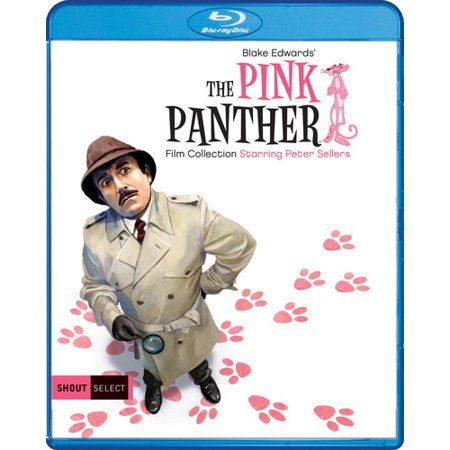 The Pink Panther Film Collection (Blu-ray)](Pink Halloween Collection)
