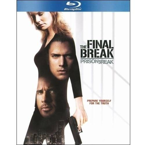 Prison Break: The Final Break (Blu-ray) (Widescreen)