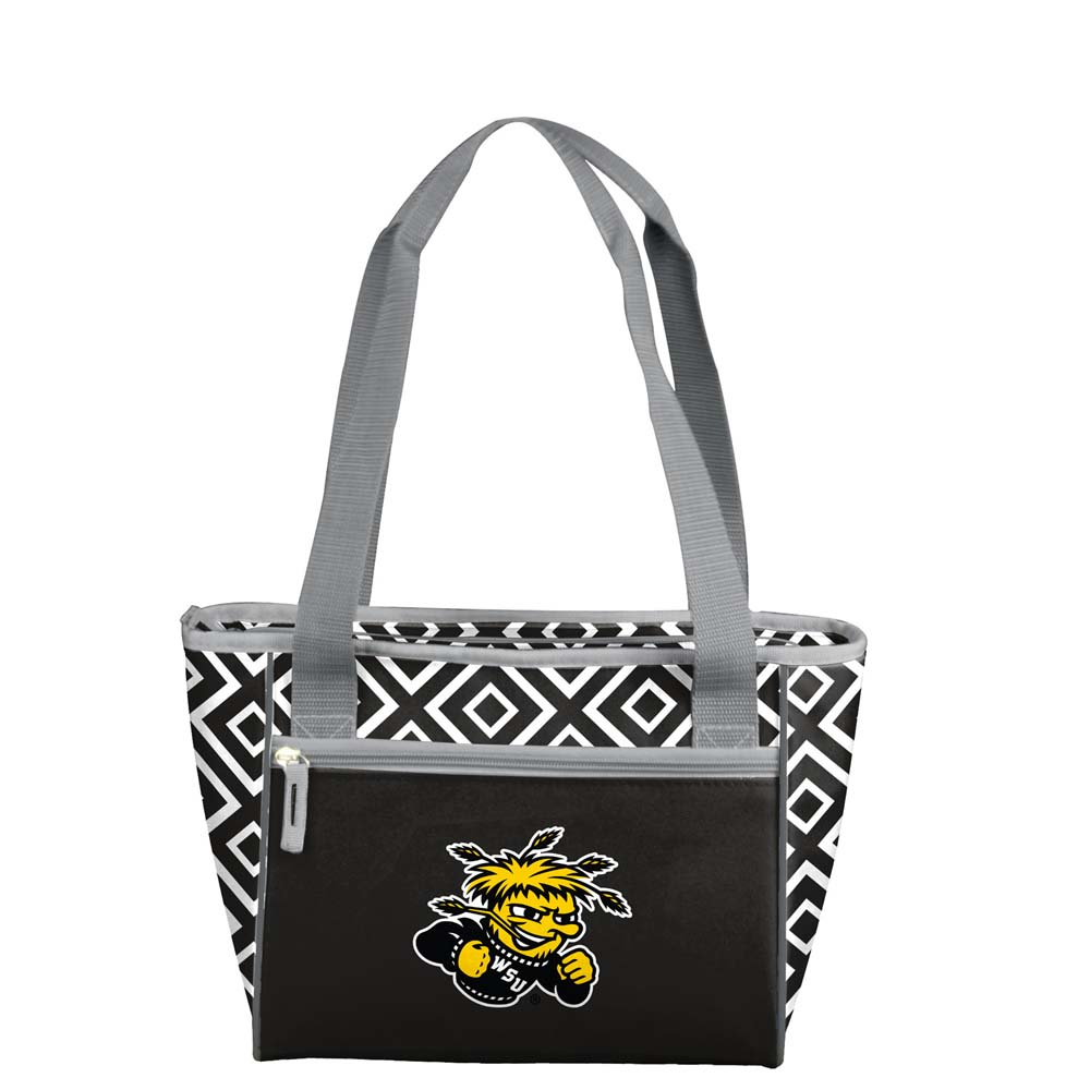 Wichita State 16 Can Tote Cooler