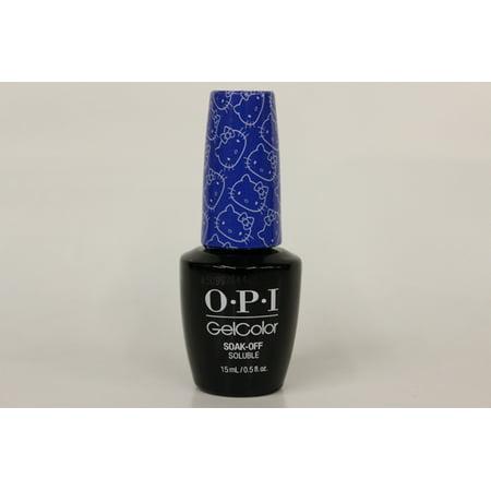 Ptl Nail (OPI- Nail Lacquer-GelColor - My Pal Joey  - .5 FL OZ)