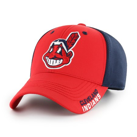 MLB Cleveland Indians Completion Adjustable Cap/Hat by Fan Favorite