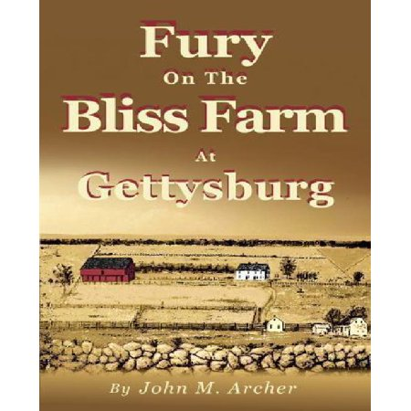 Fury on the Bliss Farm at Gettysburg - image 1 of 1