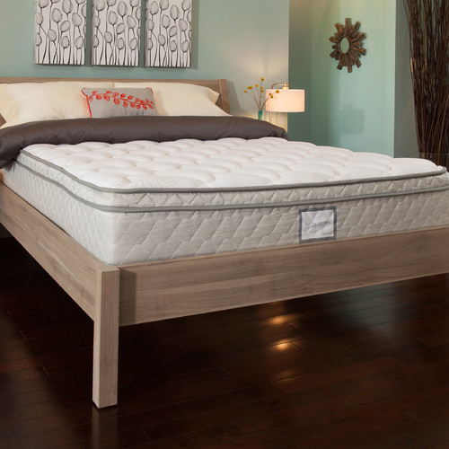 Denver Mattress Supreme Euro Top 11'' Ultra plush High-Density Foam Mattress