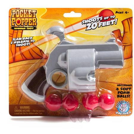 Pocket Popper, Hammer Shot - Popper Toy