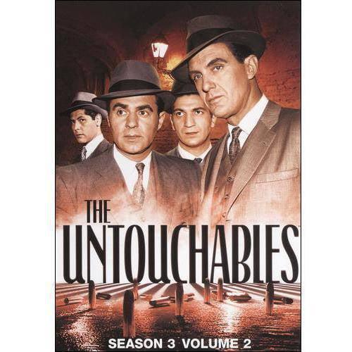 Untouchables: Season 3, Volume 2 (Full Frame)