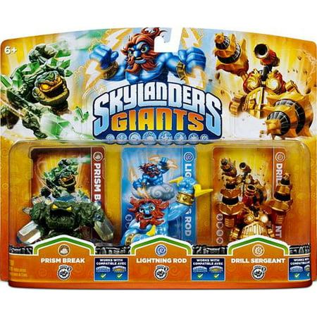 Skylanders Giants Triple Pk Character