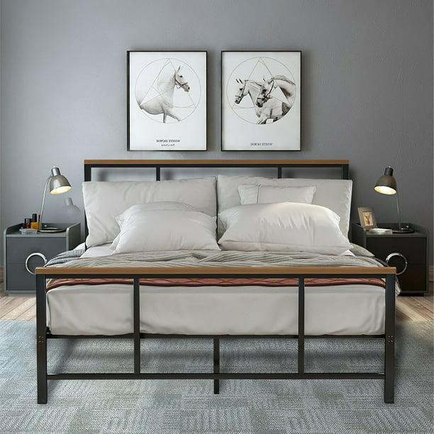 Under Bed Storage Queen Size Frame, Platform Beds With Storage Queen Size Mattress