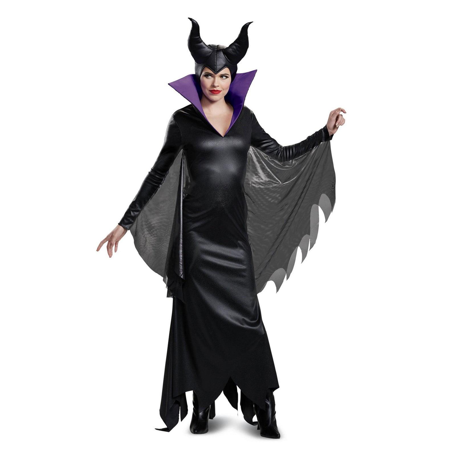 Disney Villains Maleficent Deluxe Adult Halloween Costume