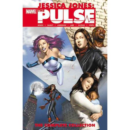 Jessica Jones  The Pulse  The Complete Collection