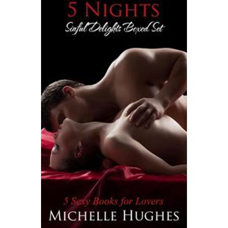 5 Nights (Sinful Delights Boxed Set) - eBook