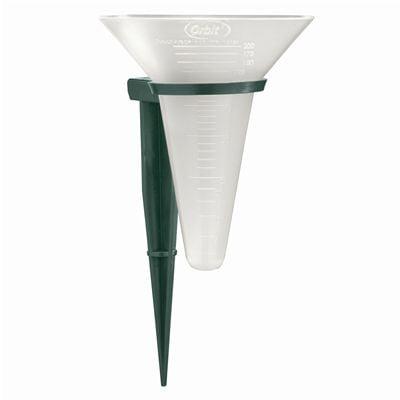 Lawn Water Conservation - Pk of 12 Orbit Sprinkler Rain Catch Cups, Water Conservation Catching Cans 26250