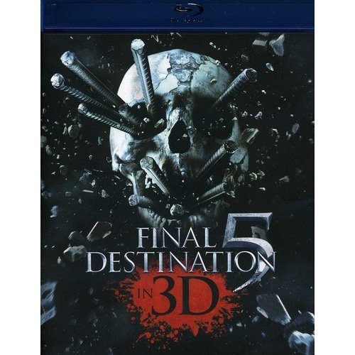 Final Destination 5 (3D Blu-ray   Blu-ray   DVD   Digital HD With UltraViolet) (With INSTAWATCH)