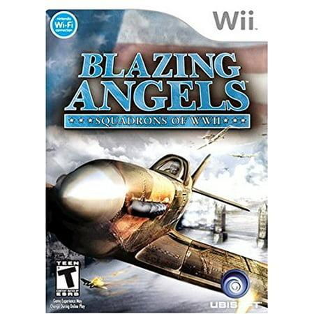 Blazing Angels Squadron of WWII- Nintendo Wii