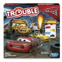 Hasbro Cars 3 Trouble Board Game