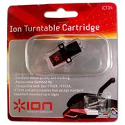 """ION ION-ICT04M Turntable Cartridge Replacement"""