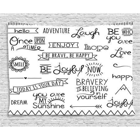 Adventure Tapestry Various Quotes On Happiness And Self Value