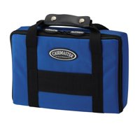 Casemaster Classic Blue Nylon Dart Carrying Case (Holds 12 Darts and Accessories)