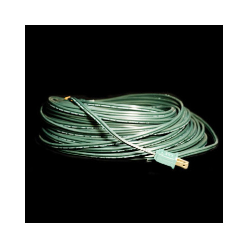 Kringle Traditions Bulk Wire with Fused Male Plug