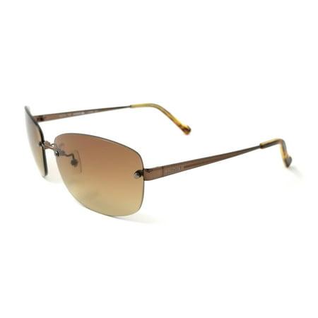 LACOSTE Sunglasses L139SA 234 Shiny Ligh Rectangular Womens (Lacoste Ladies Sunglasses)