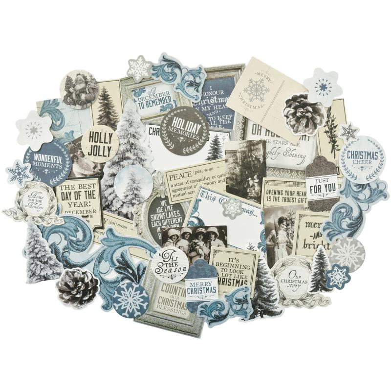Frosted Collectables Cardstock Die-cuts-