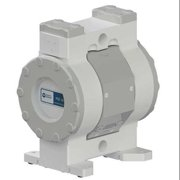 WHITE KNIGHT Double Diaphragm Pump,Air Operated,PTFE PSD16TE-OTN