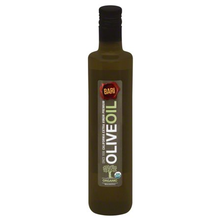 Bari Extra Virgin California Organic Olive Oil, 500