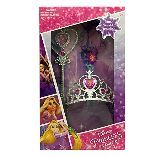 Disney Princess Assorted Jewelry and Hair Accessory Gift Set by HER Accessories