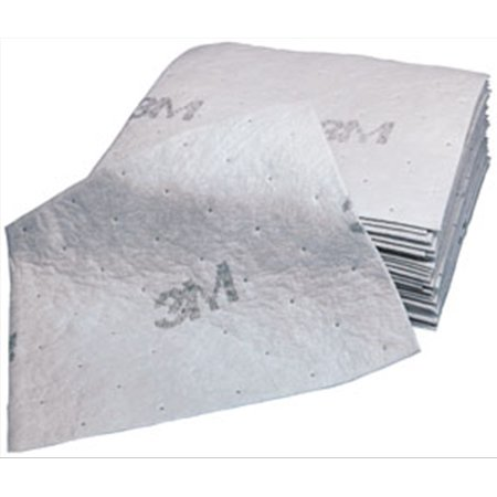 3M Company 7164 Maintenance Sorbent Pad, PN 07164, High Capacity