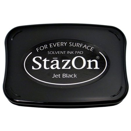StazOn Ink Pad - Black