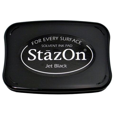 StazOn Ink Pad - Black