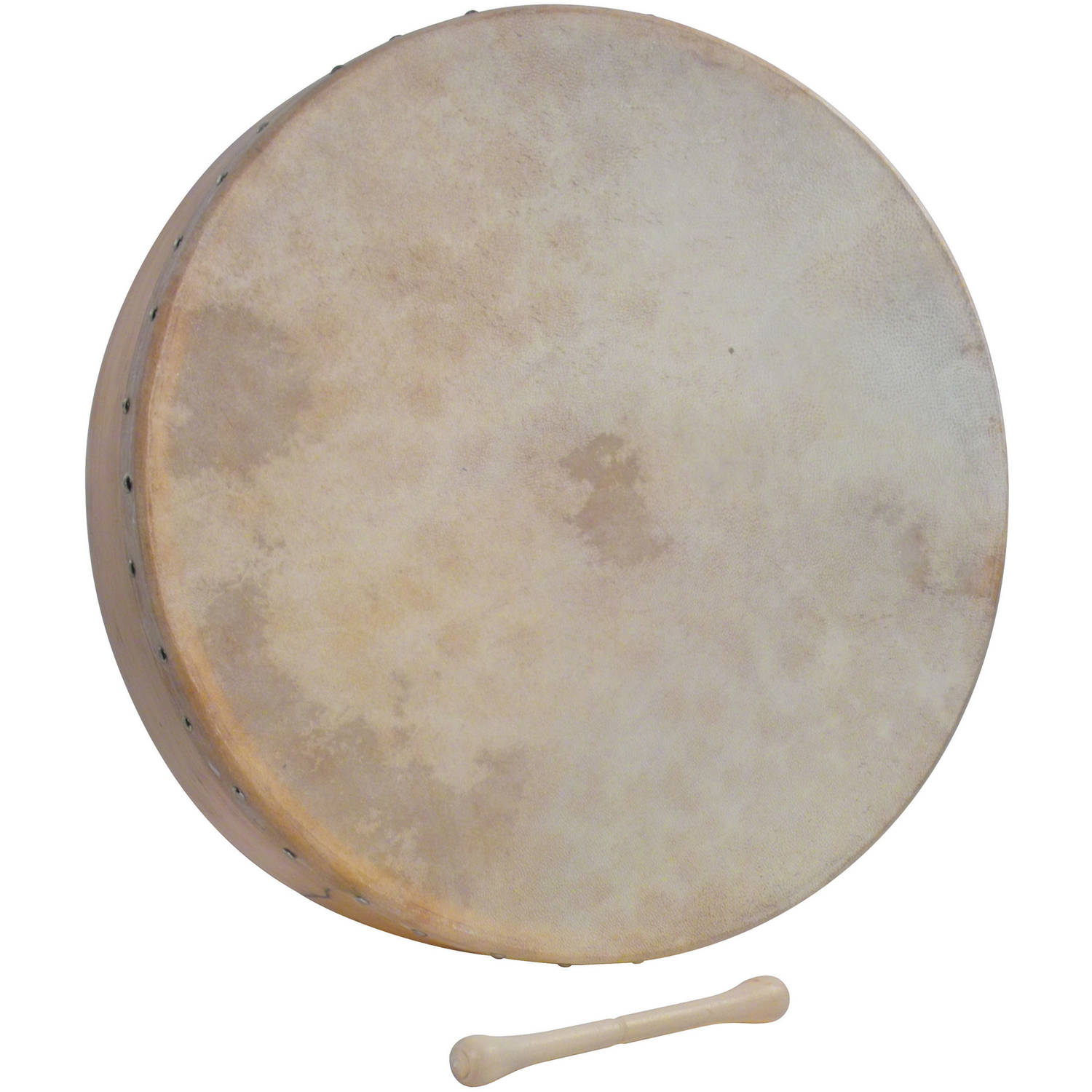 Trinity College TB-4 Irish Bodhran, Natural Blonde Rim