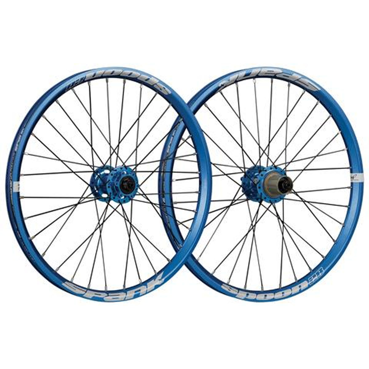 Spank Spoon 28 Bicycle Wheelset - 24 inches - C08SN2411