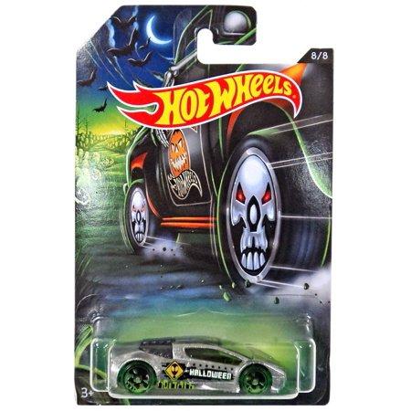 Hot Wheels Happy Halloween! Zotic Die-Cast Car - Happy Wheels Town Halloween
