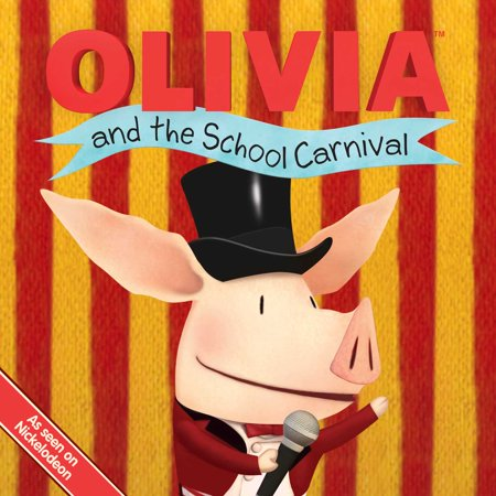 OLIVIA and the School Carnival - School Carnival Ideas