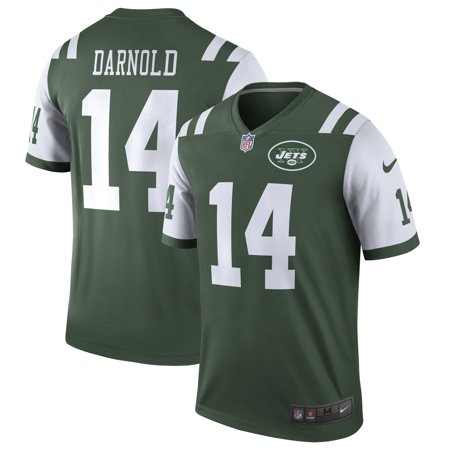 online store 56f89 4b78e Sam Darnold New York Jets Nike Legend Jersey - Green