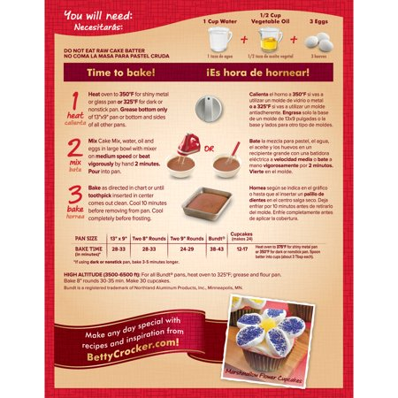 Box Angel Food Cake Directions