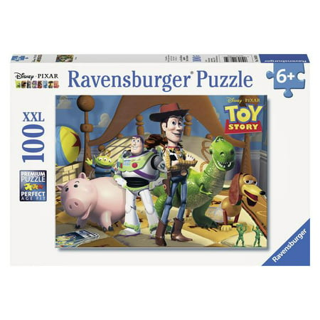 Disney Pixar Toy Story: Toy Story (100 PC XXL Puzzle) (Other) ()