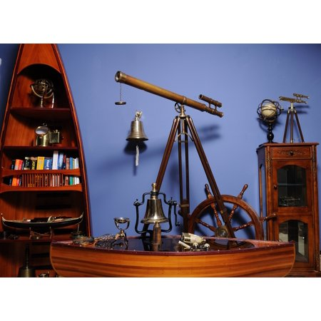 Titanic Ship Bell - 6 inches Model Display ()