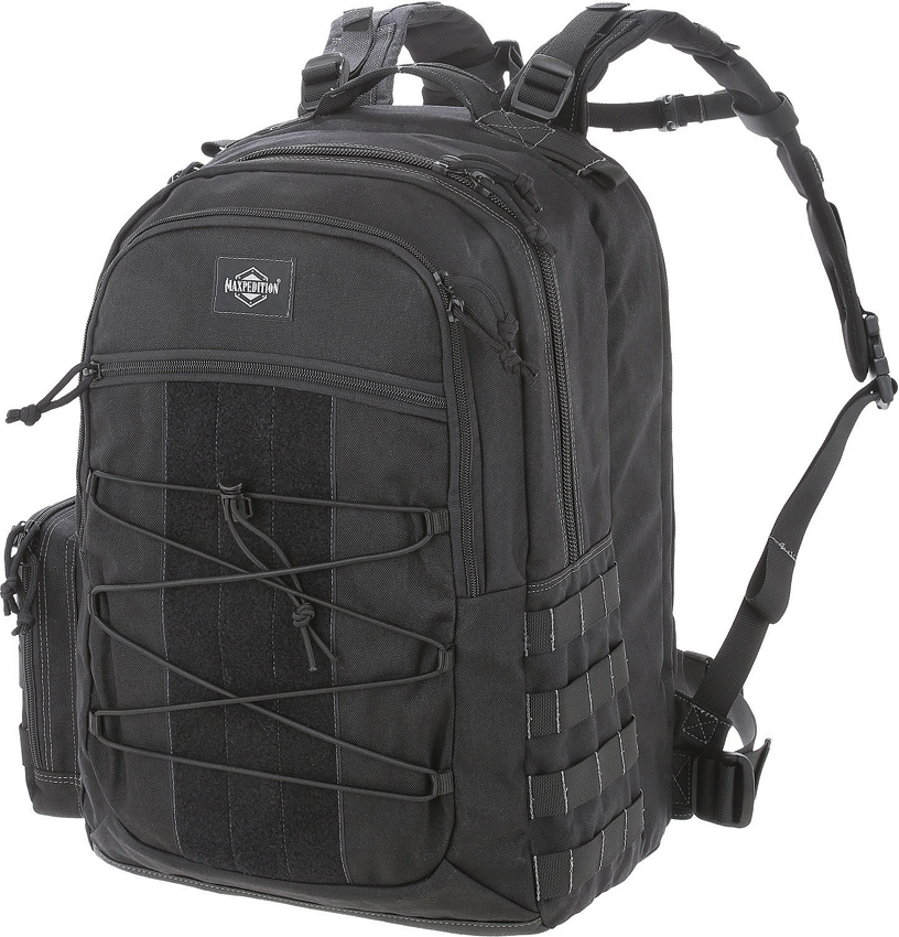Maxpedition MXPT1491B Ordnance Range Backpack Black