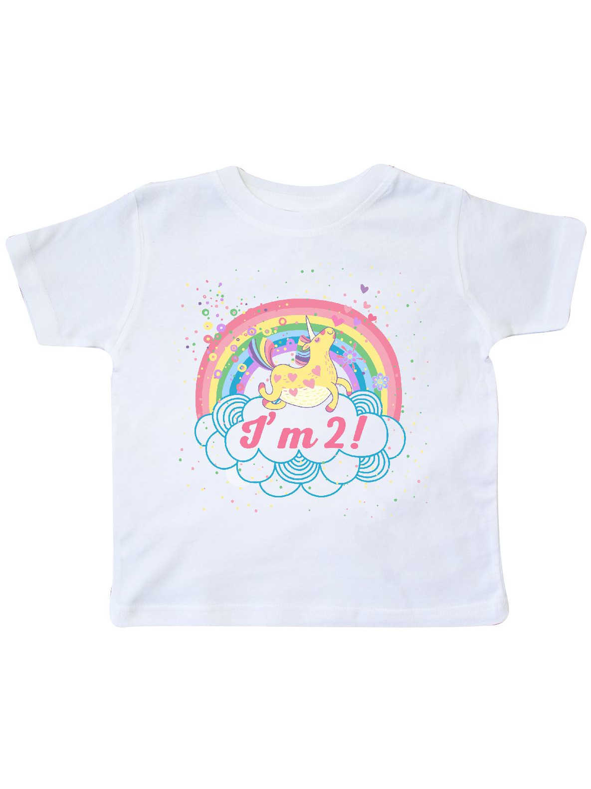 inktastic Im Turning 5 with Volleyball Baby T-Shirt