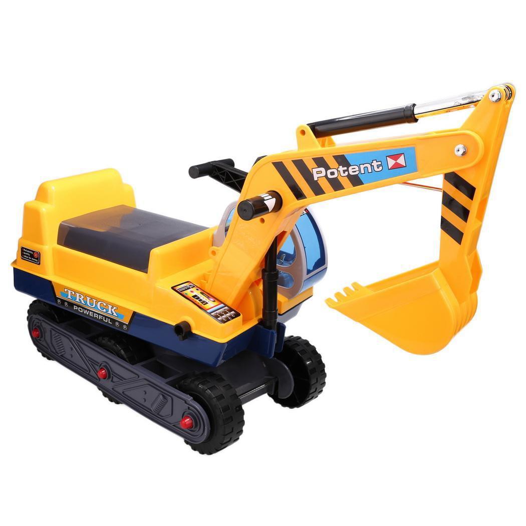 fashionbazaar Ride on Excavator Toy Large Size Caterpilla...