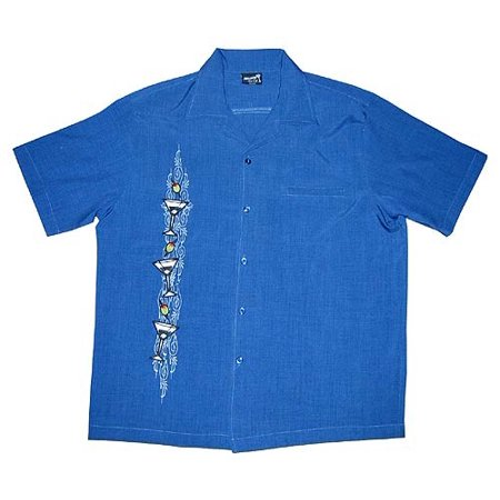 Steady Clothing 3 Martini Shirt Steady Clothing
