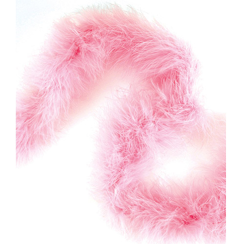 Marabou Feather Boa, Heavy Weight, 72""
