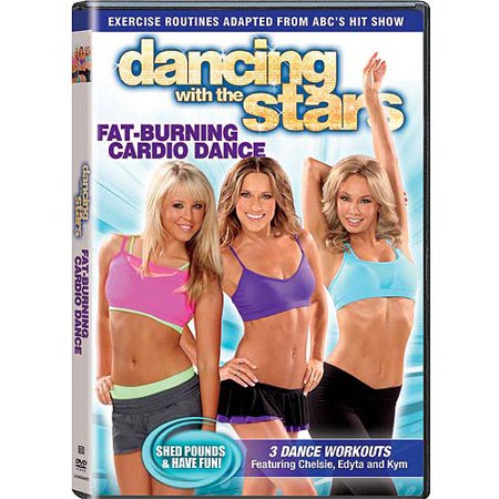 Dancing With The Stars: Fat Burning Cardio Dance (Widescreen)