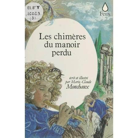 Les chimères du manoir perdu - eBook - Le Manoir Halloween